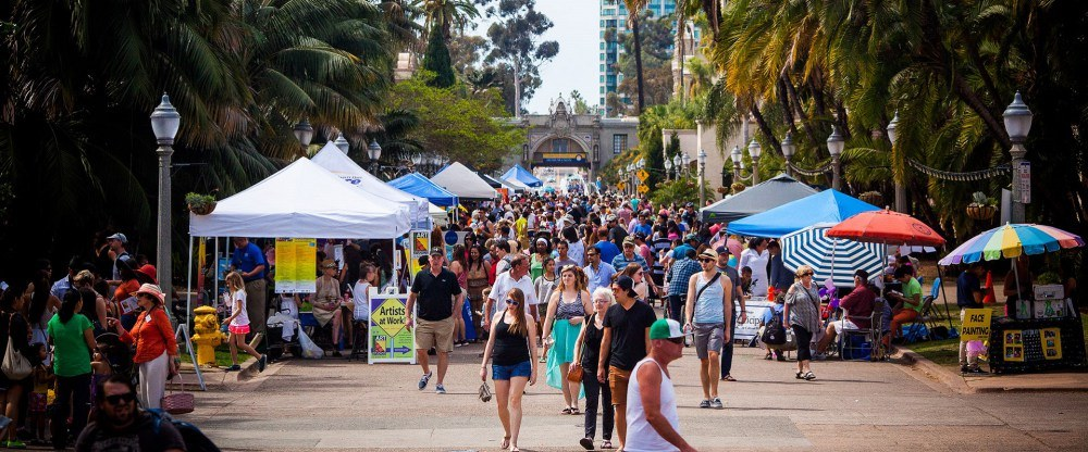 balboa park events are great for meeting new people in san diego