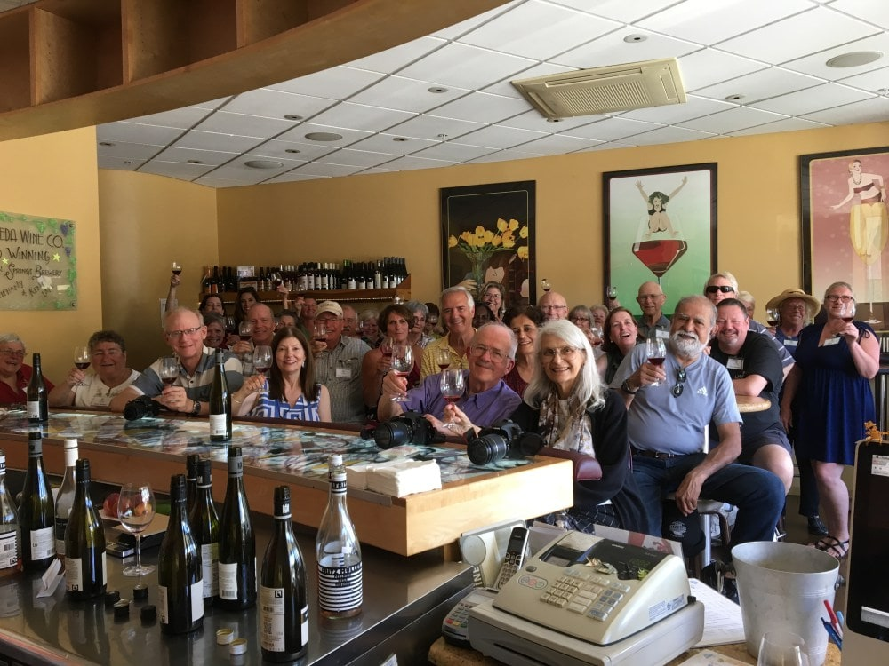 meet new friends at the J. Lohr Vineyards & Wines in San Jose, CA