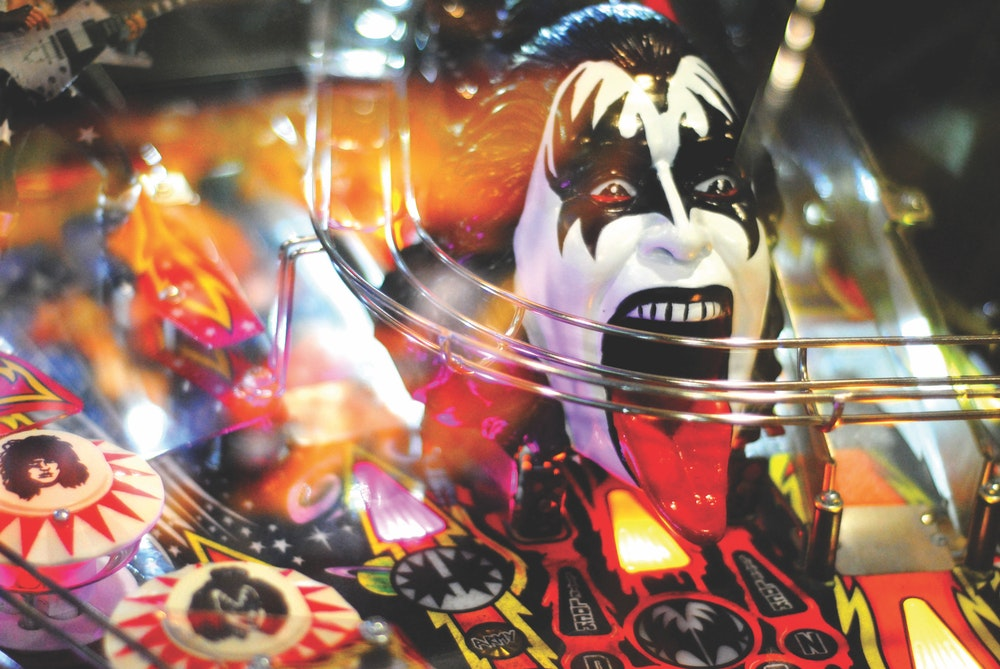 meet other pinball fans at the Pinball Hall of Fame las vegas