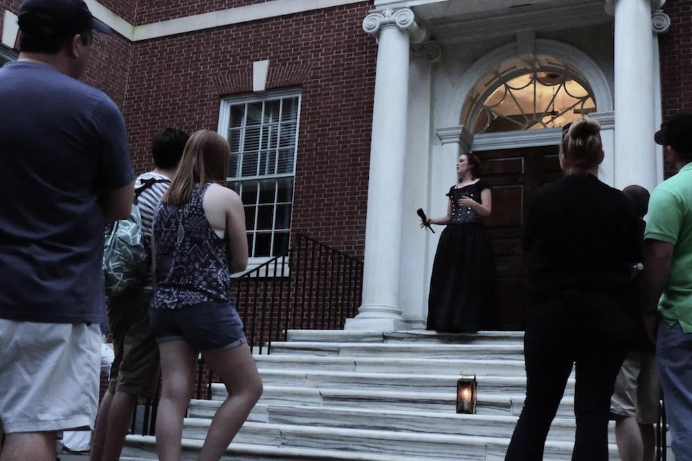 meet new friends at the Ghost Tour of Philadelphia PA