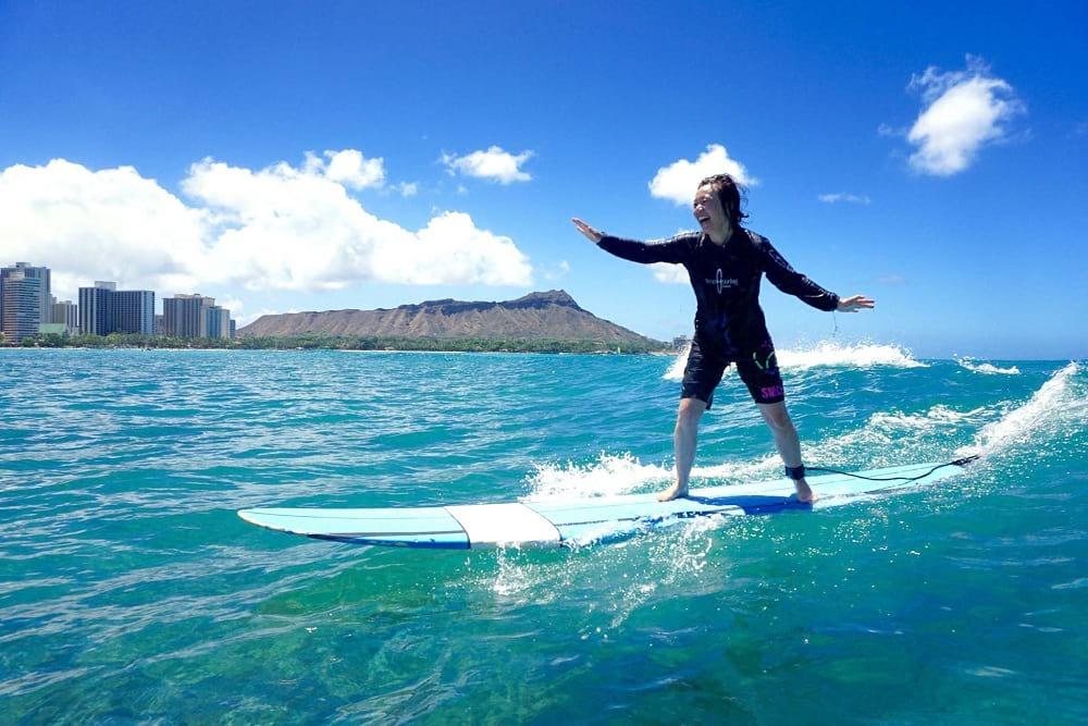 Gone Surfing Honolulu Is A Great Place For Make New Friends