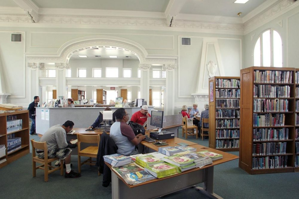 Taking Membership Of A Library Is A Great Way Of Making New Friends In Bakersfield
