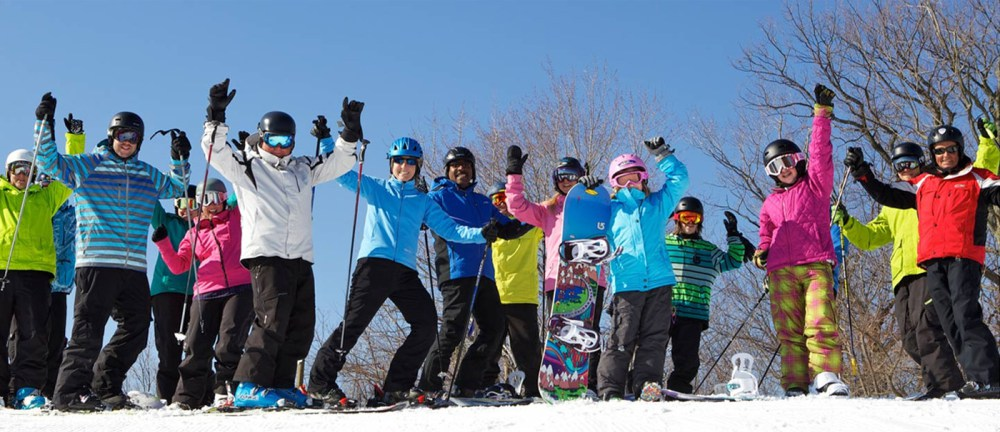 The Columbus Ski Club is a great place to meet people in columbus while playing sports