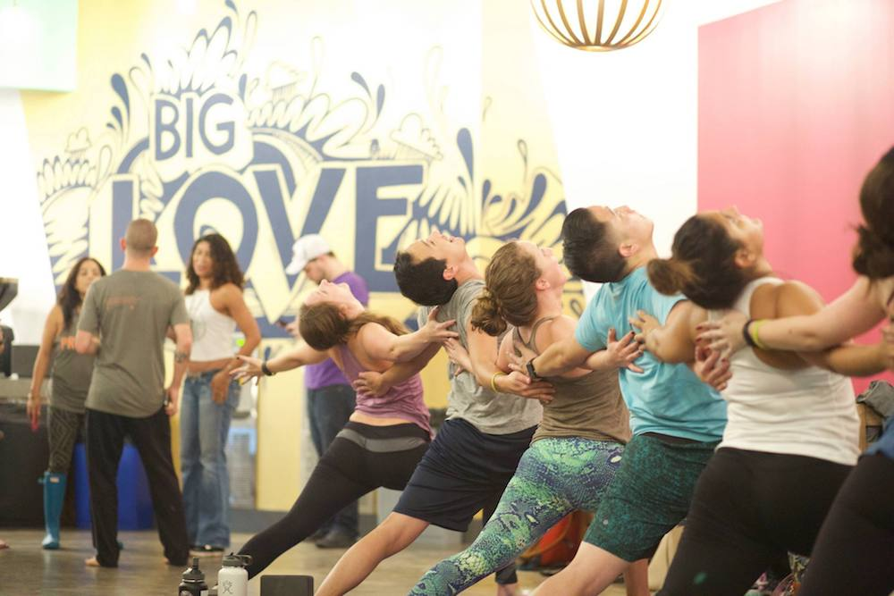 big power yoga is a fun place to meet new people