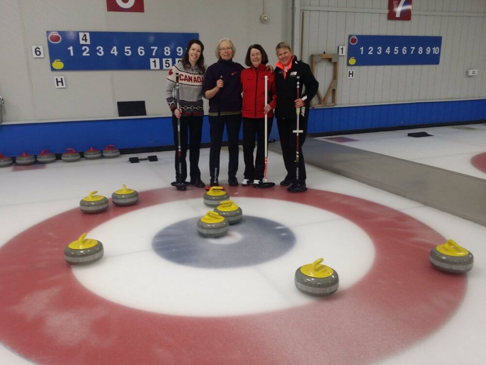 Curling Is A Great Way To Make New Friends In Saint Poul