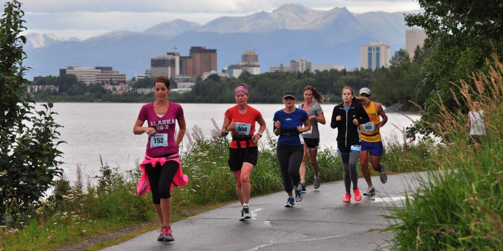Join In Runners Club In Anchorage And Meet New Folks