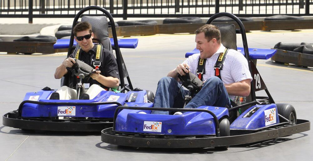 Join Indoor Karting Club In Cincinnati And Make New Friends