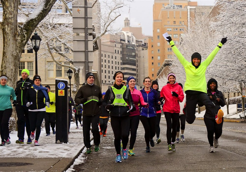 Join With Chilled Running Group Is A Way Of Meet New People In Pittsburgh