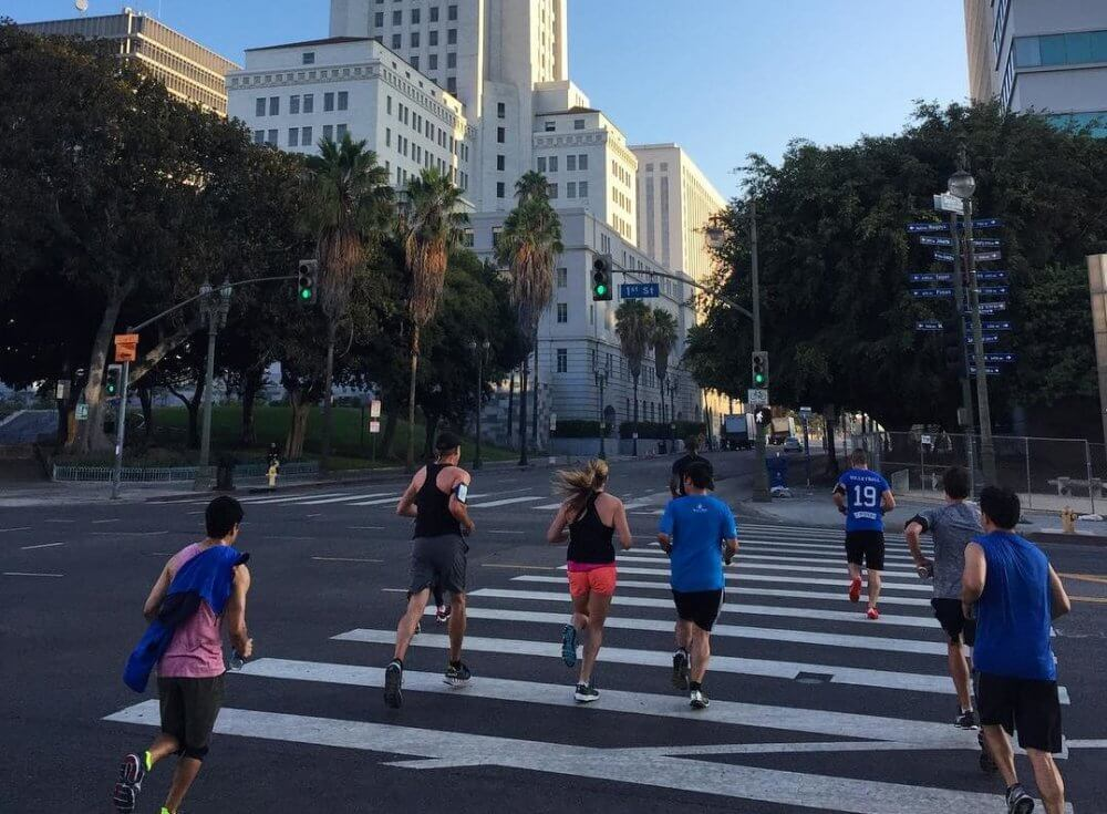 Join With Running Groups In Los Angeles And Make New Friends