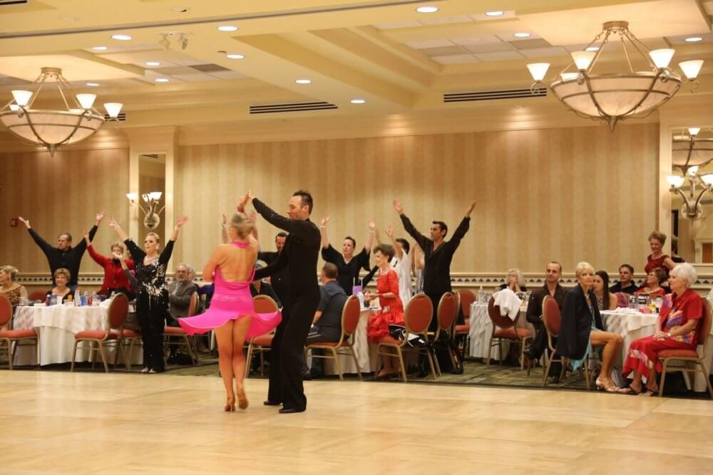 Learn Ballroom Dancing In Lincoln And Make New Friends