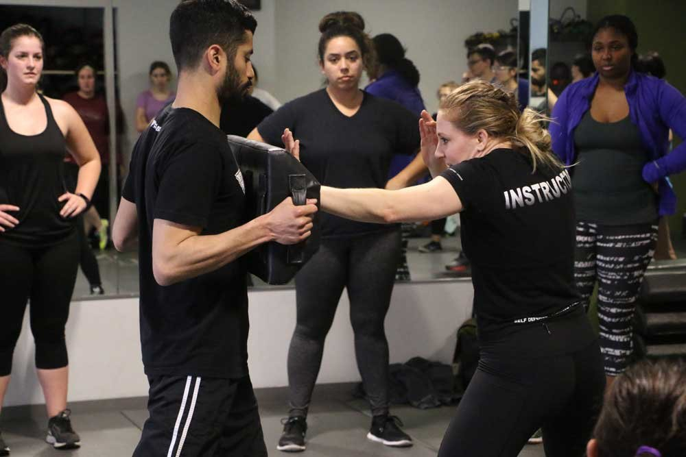 Learn Krav Maga And Meet New People In Aurora
