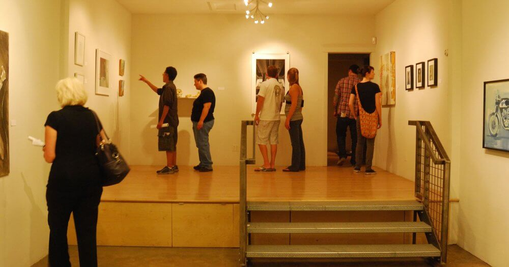 Pay A Visit To An Art Gallery In Phoenix And Make New Friends