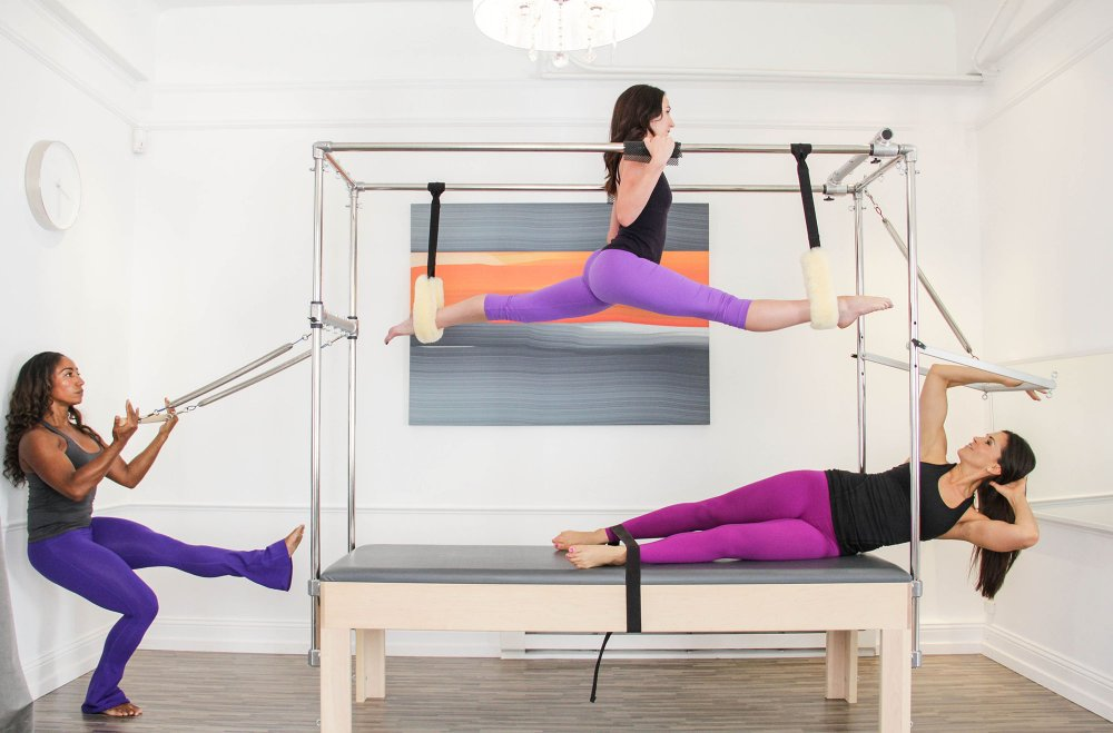 Pilates Is A Great Way Of Meeting New Friends In Anaheim