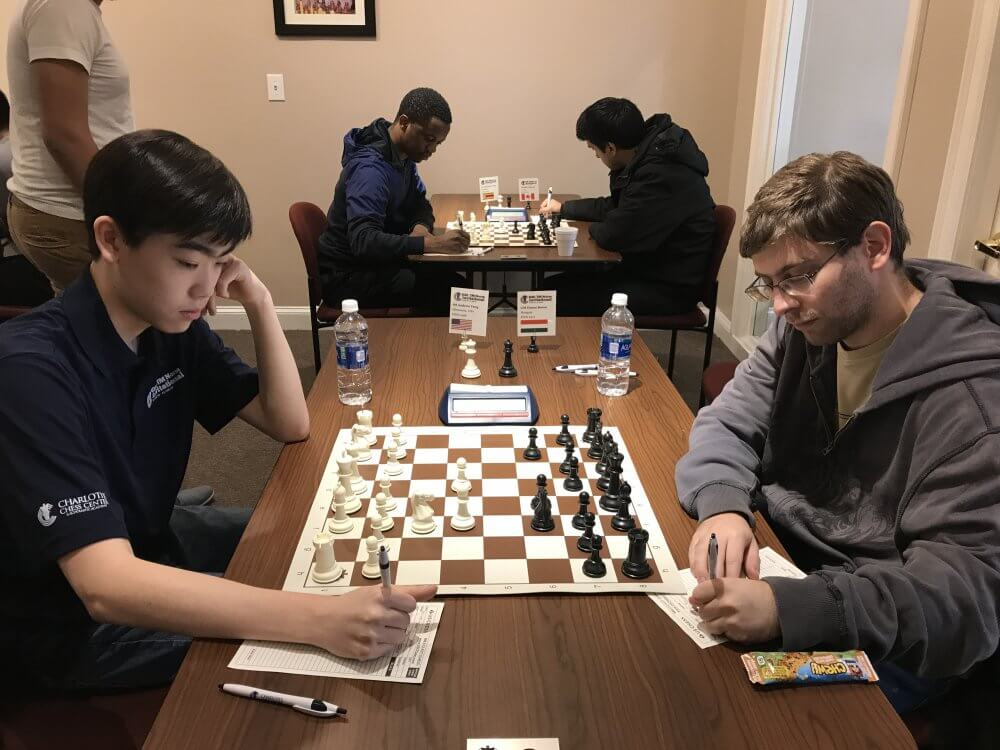 Playing Chess In Chess Clubs Is A Good Way To Make New Friends