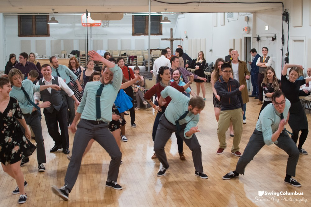 swing by new friends in columbus while learning to dance