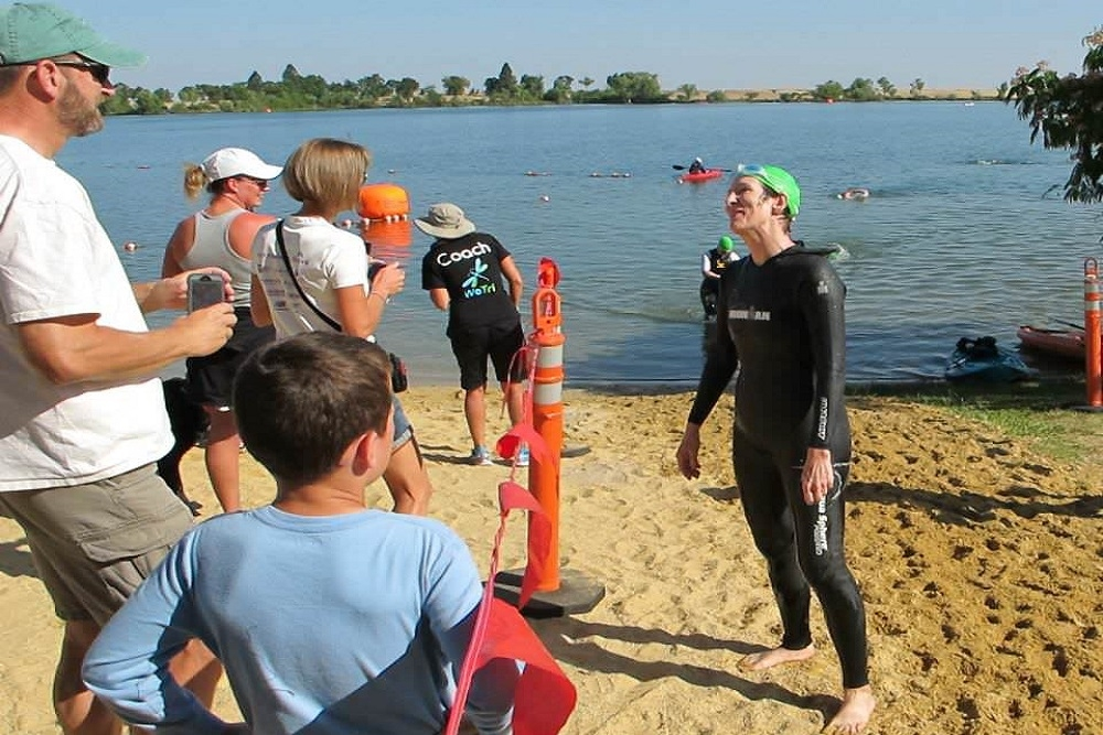 Triathlon Training Can Be A Good Way Of Making New Friends In Stockton