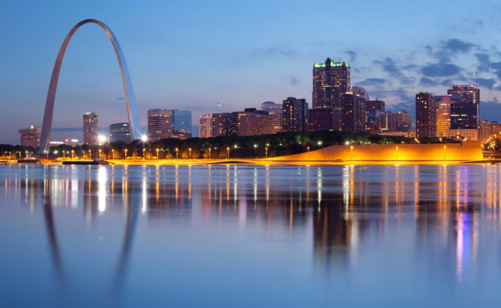 Visit St.louis And Make New Friends