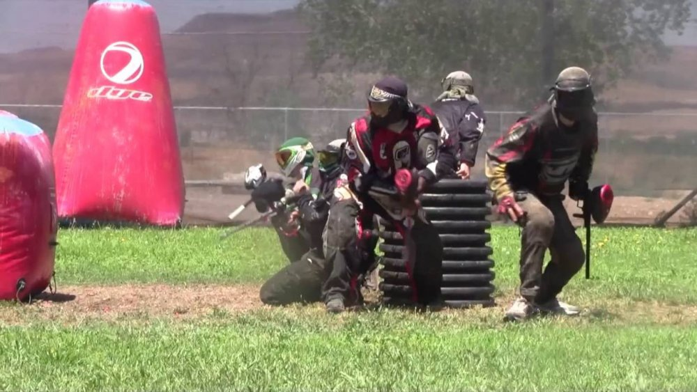 Enjoy Meeting Other Paintball Enthusiasts In El Paso