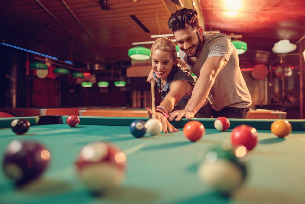 Play Billiard Or Pool In El Paso And Make New Friends