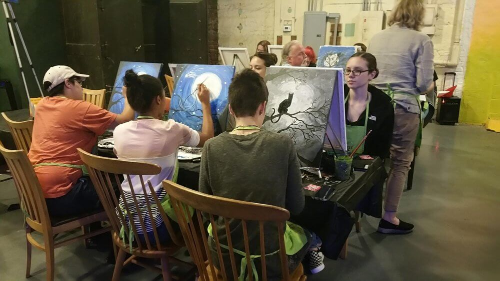Attend Art Class In Norfolk And Meet New Friends