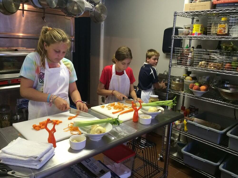 Attend Cooking Classes In Baltimore And Make New Friends