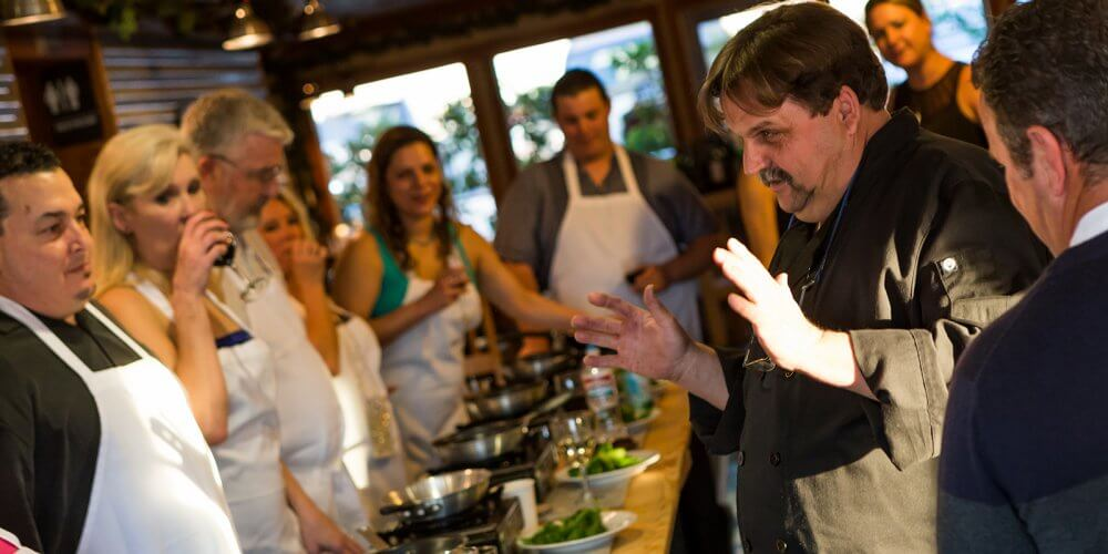 Attend Cooking Classes In Long Beach And Make New Friends
