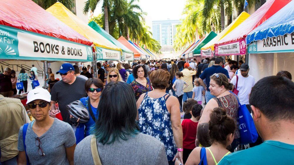 Attend Miami Book Fair And Make New Friends