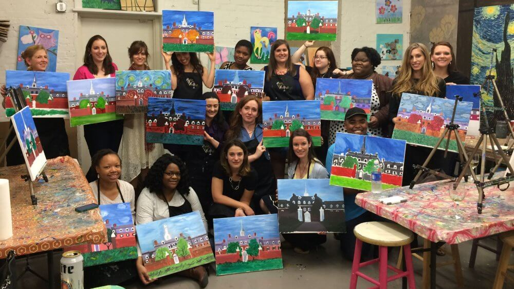 Attend Visual Art Classes In Winston Salem And Make New Friends