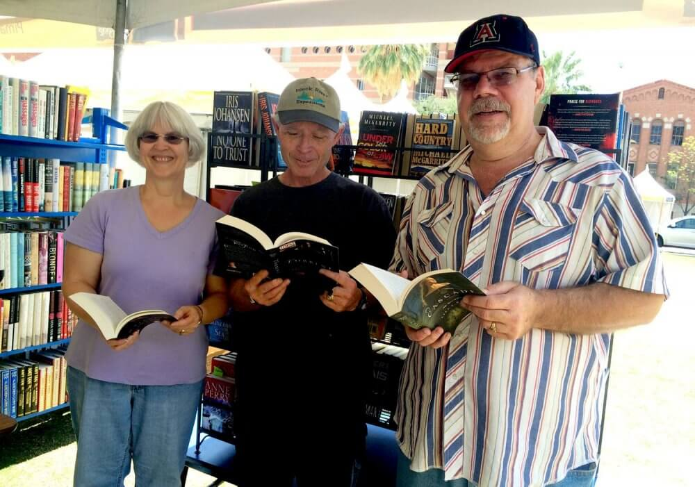 Be A Member Of A Book Club In Tucson And Make New Friends