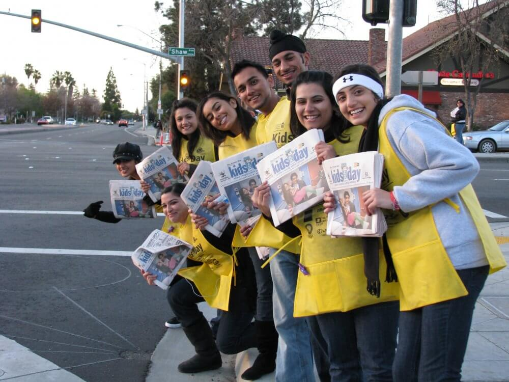 Be A Volunteer In Fresno And Make Friends