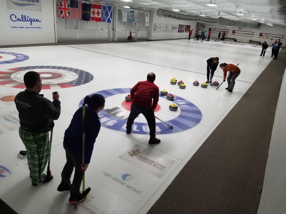 Curling In Fort Wayne Is A Effective Way Of Meeting New Friends