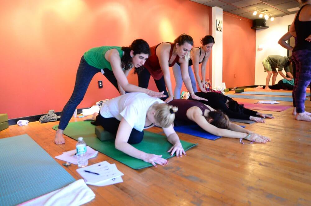 Doing Yoga Can Be A Great Way Of Making New Friends In Fort Wayne