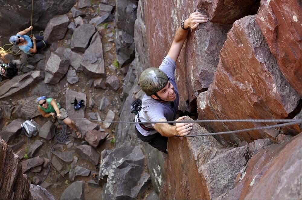 Enjoy Rock Climbing In Milwaukee And Meet New Friends