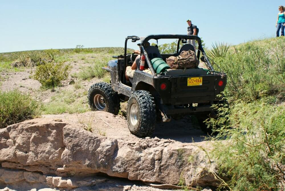 Explore Rugged Terrin In El Paso AnD Make New Friends