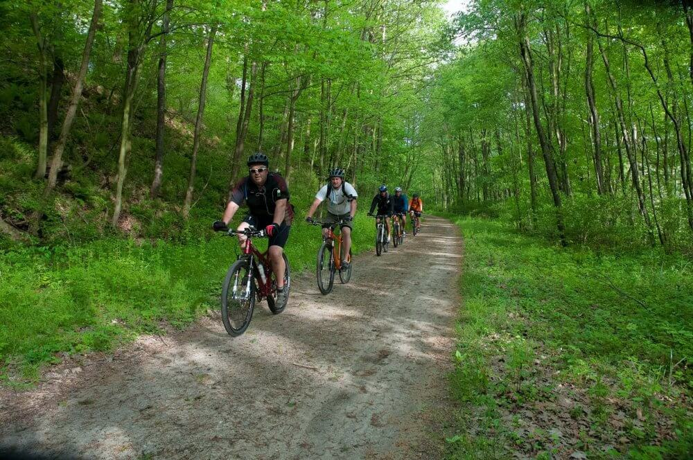 Explore The Biking Trails Of Fort Wayne And Make Friends