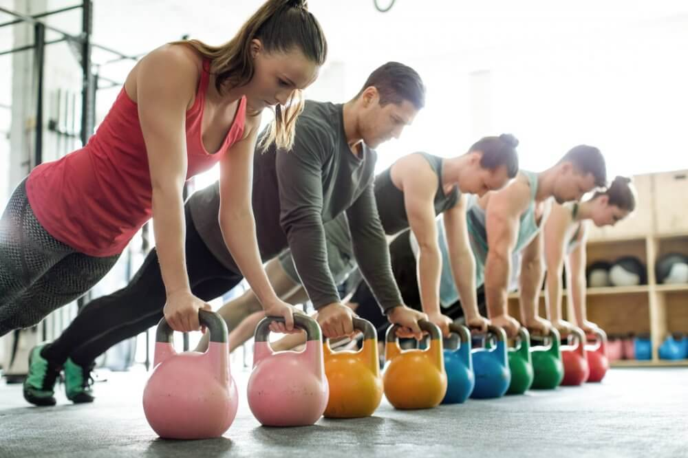 Follow New Fitness Routine And Meet New Friends By Going To Gym