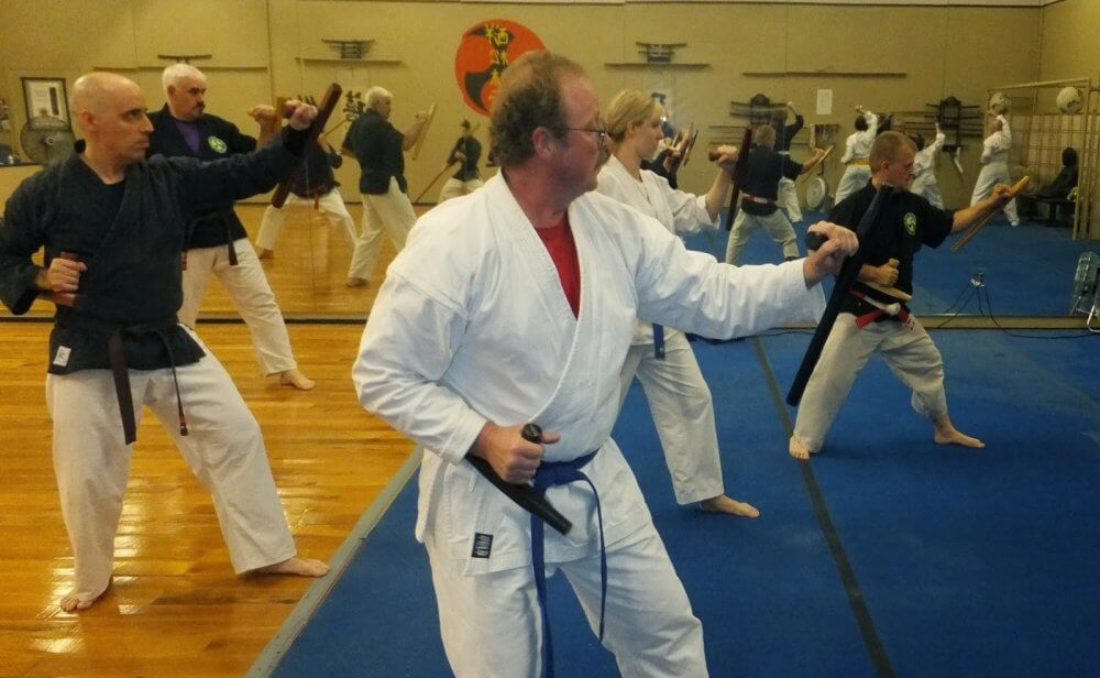 Get Friends In Mesa By Going To Martial Arts Classes