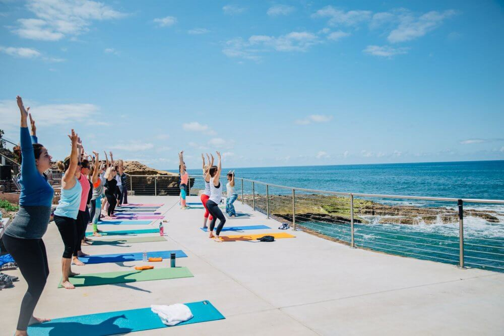 Get Friends Through Yoga In Long Beach