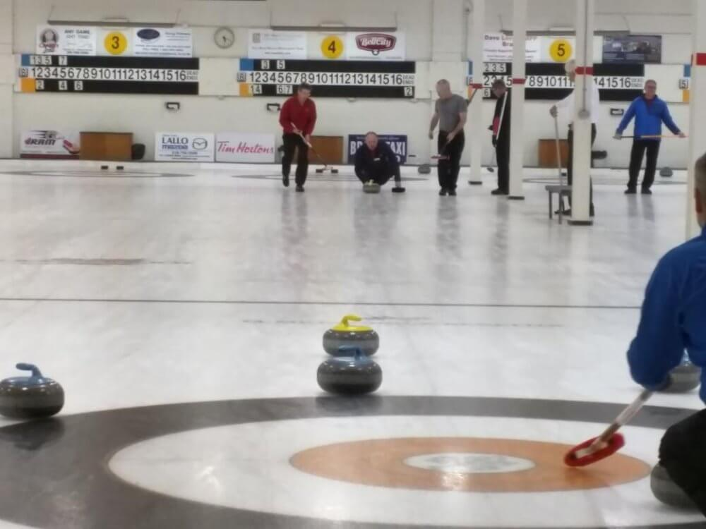 Get New Friends By Curling In Milwaukee