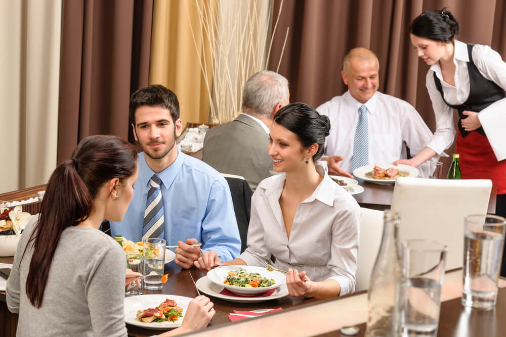 Its Just A Lunch Event Is A Great Way Of Making New Friends