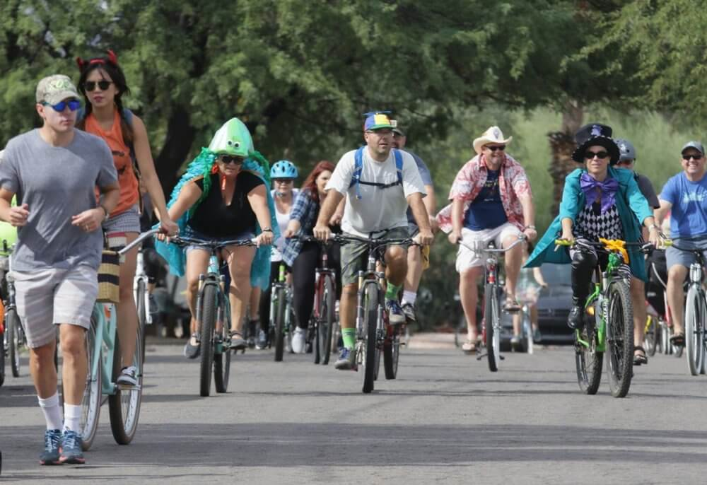Join Biking Groups In Tucson And Make New Friends