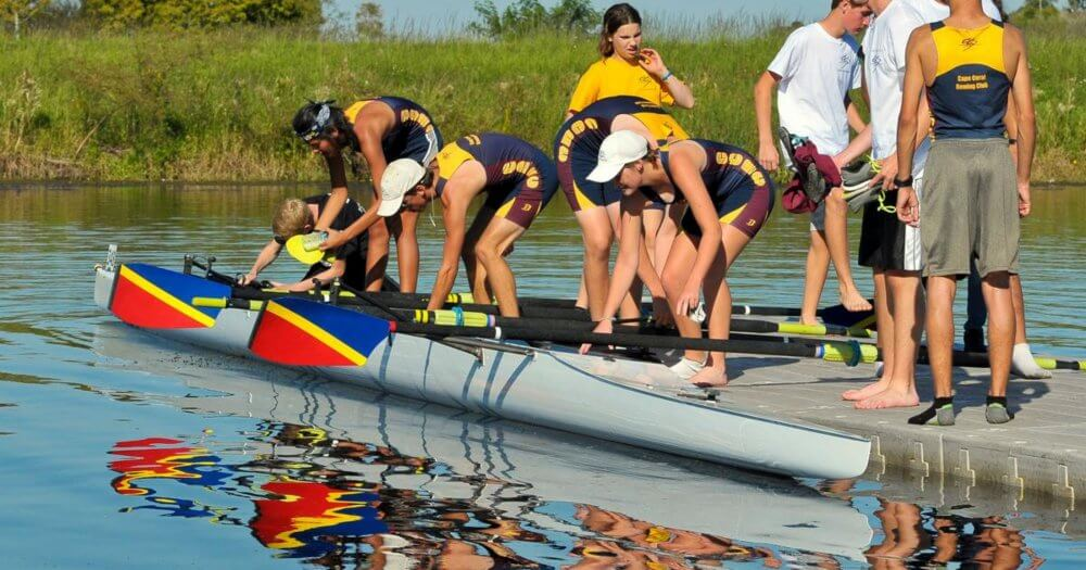 Join Rowing Club In Irving And Make New Friends
