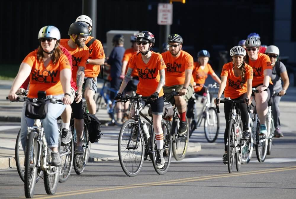 Join The Slow Roll Gang In Buffalo And Make Friends