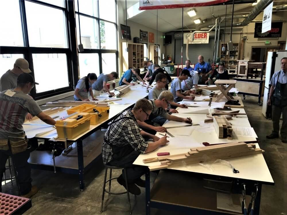Join Woodwork Studios And Make Friends Incolorado Springs