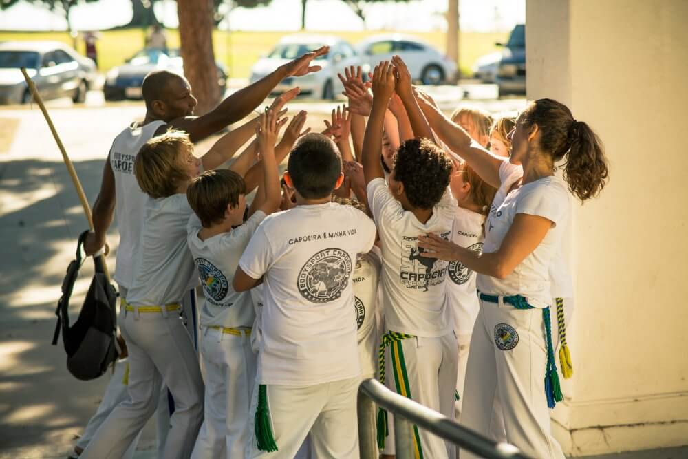 Learn Capoeira In Long Beachh And Meet New Friends