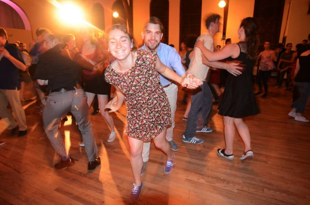 Learn Salsa In Baltimore And Make New Friends