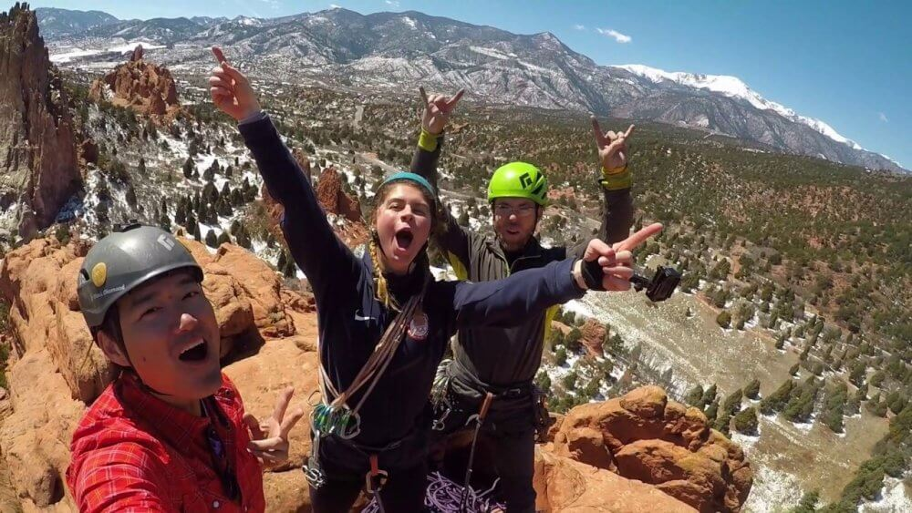 Learn The Art Of Mountaineering In Colorado Springs And Meet New Friends
