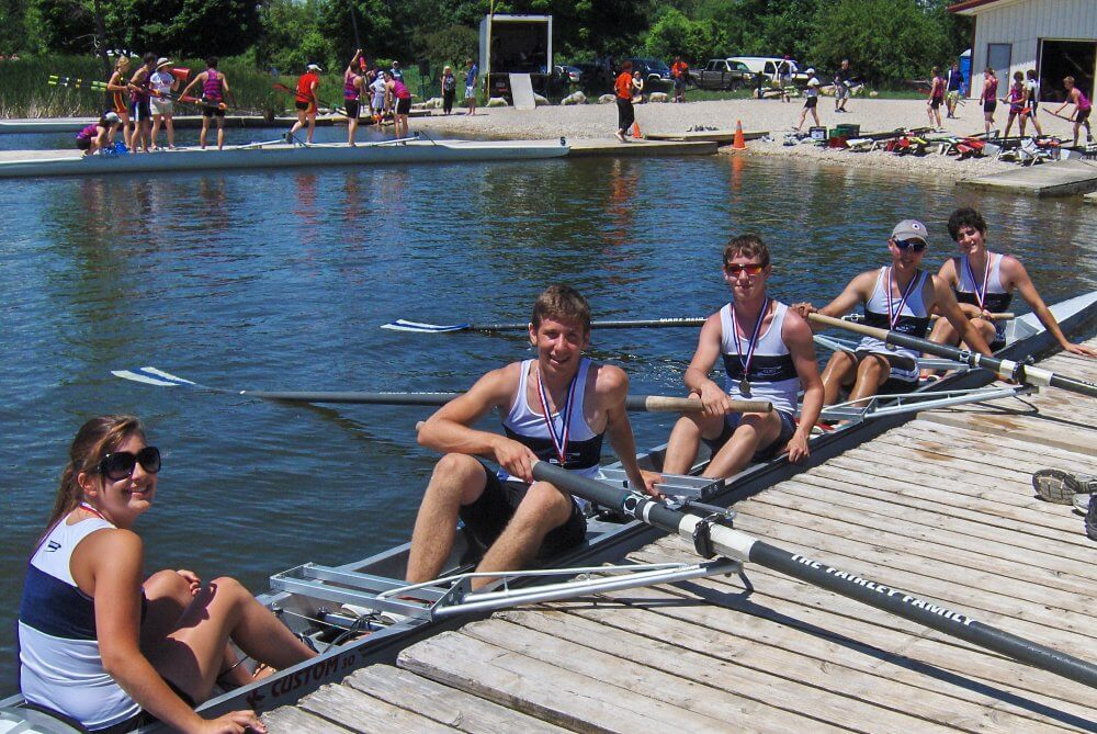 Make New Friends Through Rowing In Norfolk