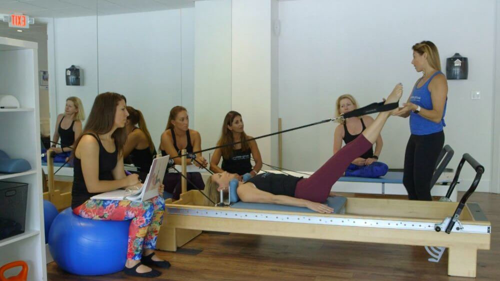 Pilates Is A Good Way Of Making New Friends In Miami