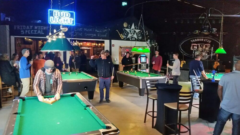 Play Billiard In Chesapeake And Make Friends